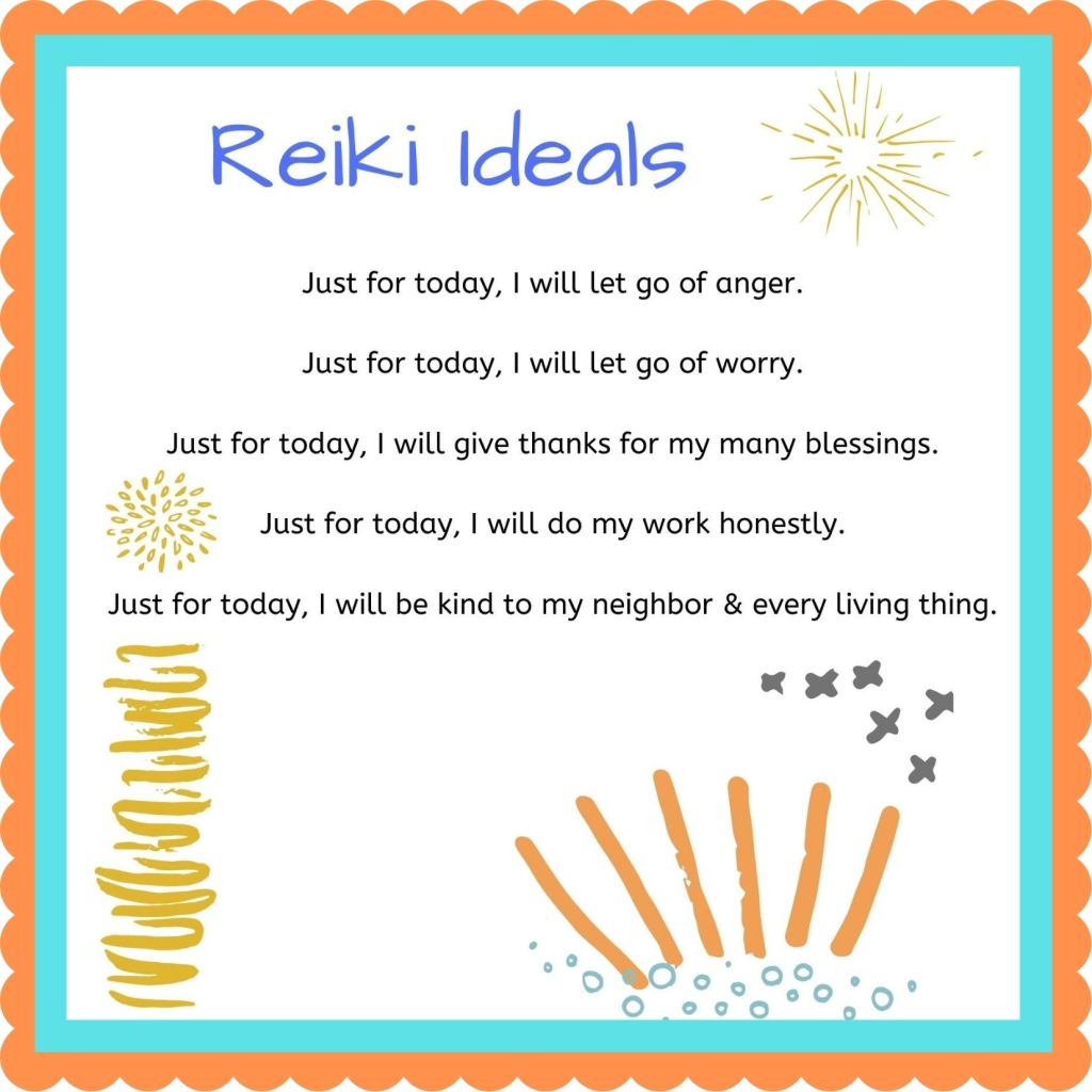 Reiki ideals -  distance animal reiki with Shannon of Animal Love Languages